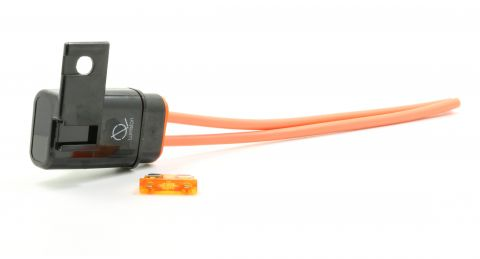 12AWG Weather Proof ATO/ATC Fuse Holder with 5A Fuse