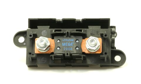 LITTLEFUSE Expandable Mega Fuse HOLDER with 200A megafuse ... on dc controller box, dc relay box, contactor box, dc switches box, dc switch box, dc power box, dc circuit breaker box, dc wiring box, dc panel box,