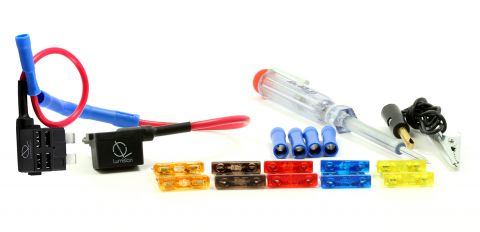 Regular Standard ATO ATC APR Type Fuse Tap Kit
